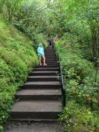 Bridal Veil Falls Hiking Trail