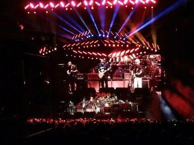 Dead And Company Perform in Geroge, Washington