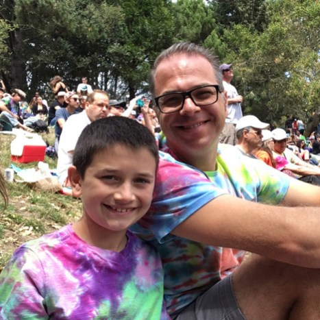 Celebrating The Music Of Jerry Garcia With Family