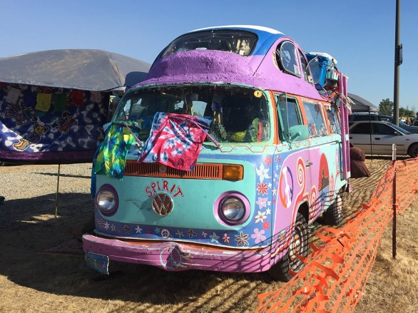 Grateful Dead Bus