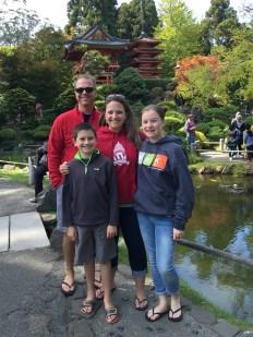 Family-friendly Tour of the San Francisco Japanese Tea Garden