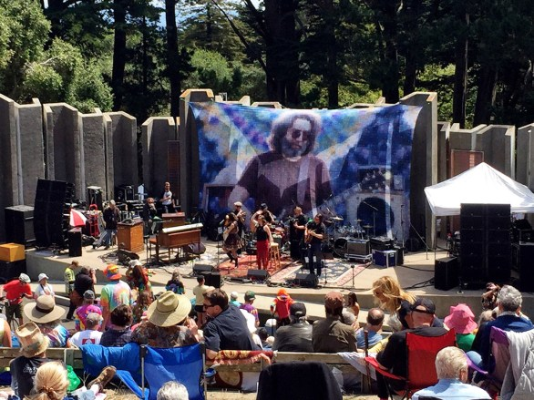 The Lady Crooners at Jerry Day 2016