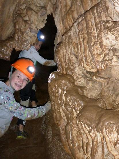 California Cavern Walking Tour