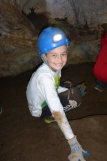 Family-Friendly Cave Adventure in Mountain Ranch, California