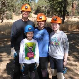 Family Spelunking Adventure at California Cavern