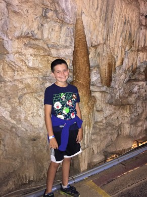 Moaning Cavern Family Walking Tour