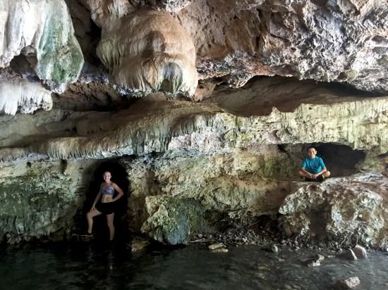 Natural Bridges Caves