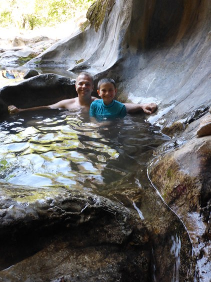 Natural Bridges Hot Tubs