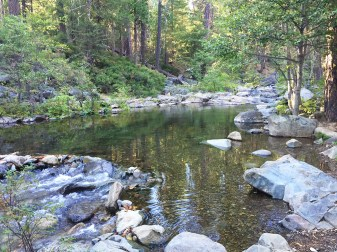 North Fork of the North Fork of the American River