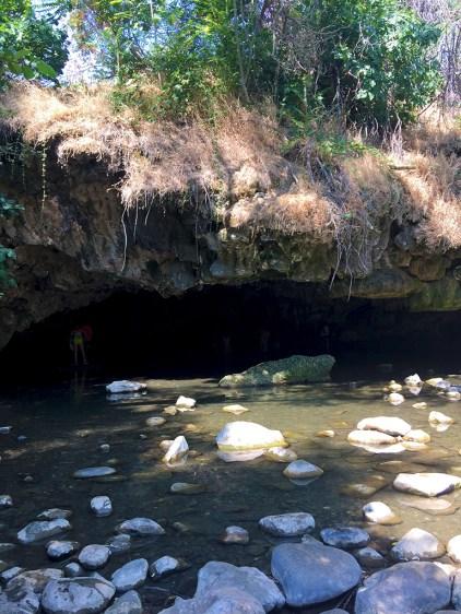 View Of Natural Bridges Lower Entrance