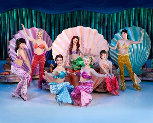 Disney on Ice Passport to Adventure with The Little Mermaid Comes to Sacramento