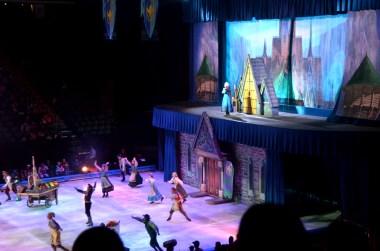 Arendelle Frozen by Disney On Ice