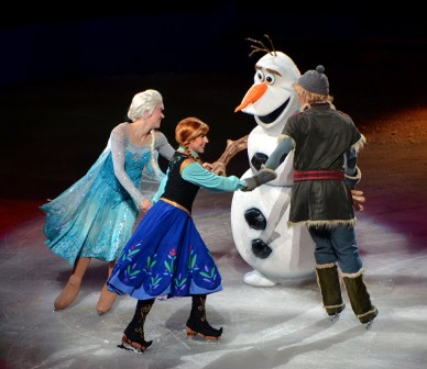 Frozen by Disney On Ice