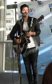 Andy Grammer Concert in Sacramento at the Sacramento International Airport Terminal B