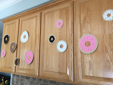 Donut Party Decorations