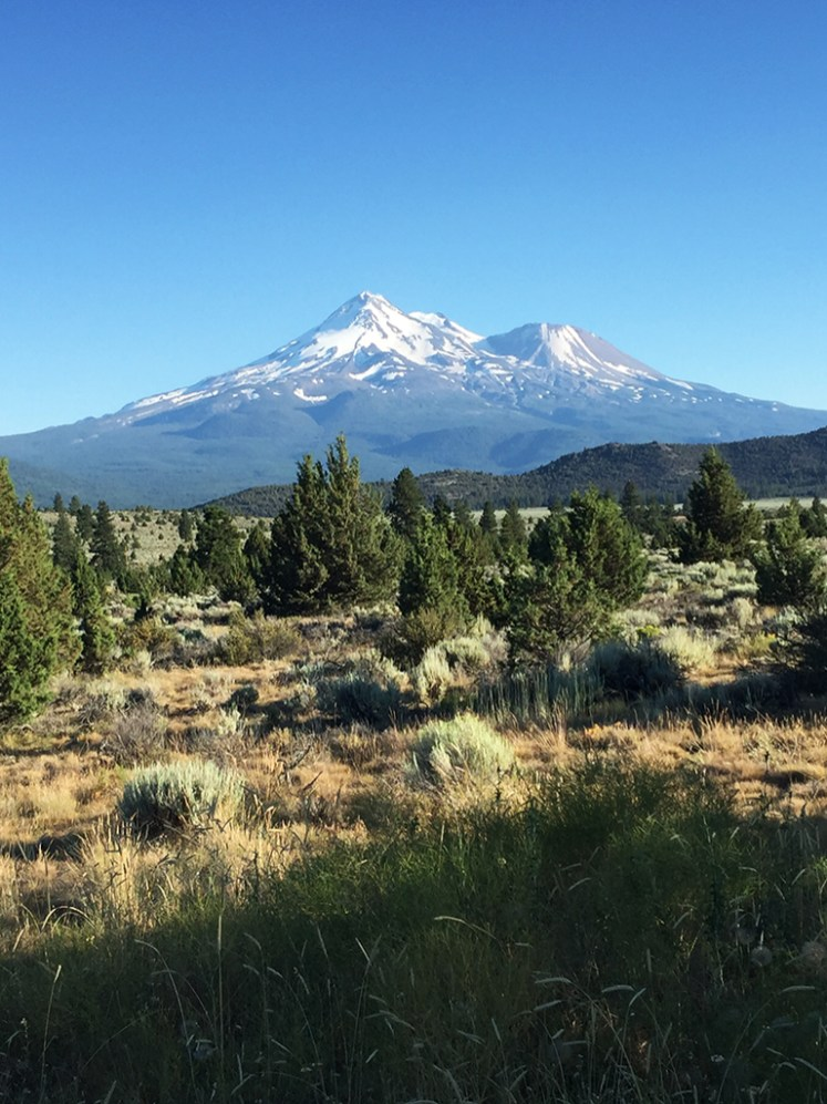 Mount Shasta Volcanic Byway California