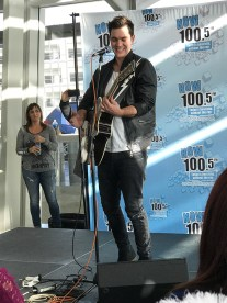Now 100.5 Andy Grammer Concert in Sacramento to Benefit St. Jude