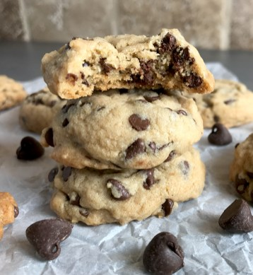 Recipe for Soft and Chewy Chocolate Chip Cookies