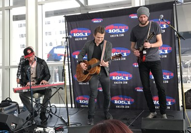 St. Jude Benefit Concert with Hunter Hayes at Sacramento Airport