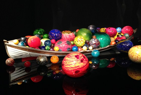 See The Studio Glass Work of Dale Chihuly at Chihuly Garden and Glass