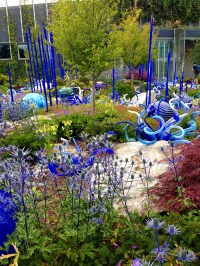 Chihuly Garden and Glass Museum at Seattle Center