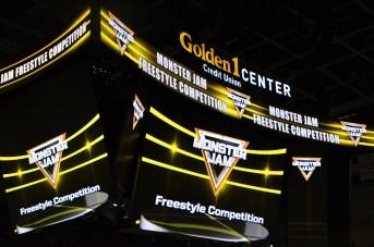 Monster Jam at Golden 1 Center in Sacramento