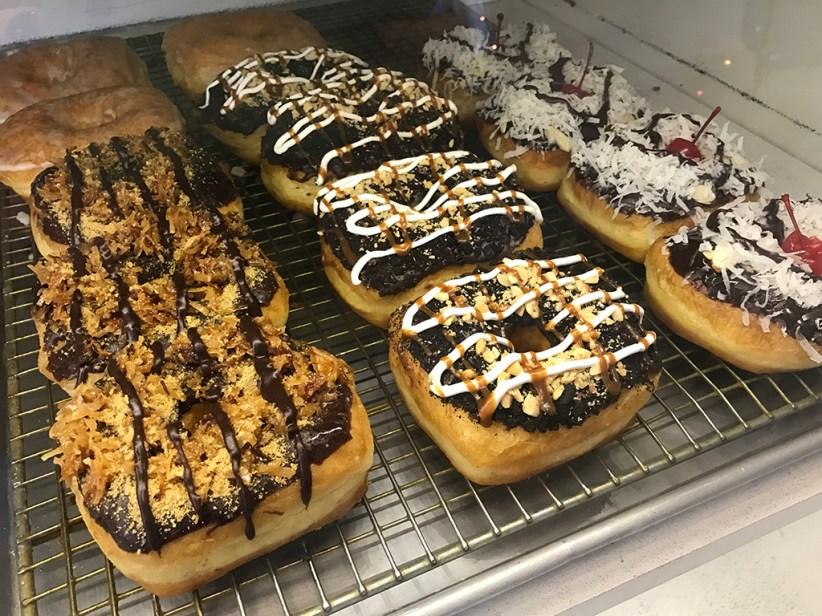 Decadent Donut Flavors