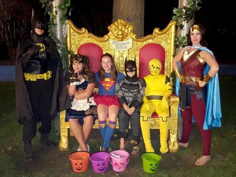 Fairytale Town Safe and Super Halloween, Superhero Theme For 2016