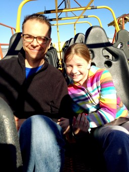 Family Vacation at Pismo Beach Driving Dune Buggies