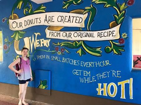 Hawaii Holy Donut Shop