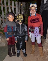 Star Wars Clone Wars Halloween Costumes