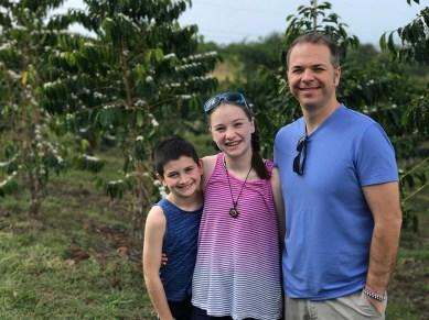 Family Kona Coffee Farm Tour