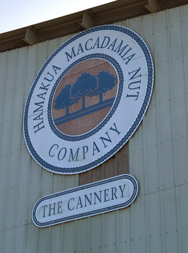 Hamakua Macadamia Nut Company Cannery
