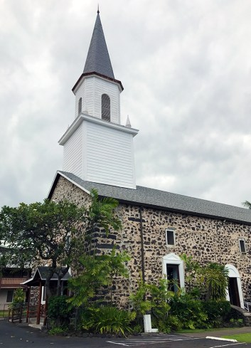 Historic Moku'aikaua Church