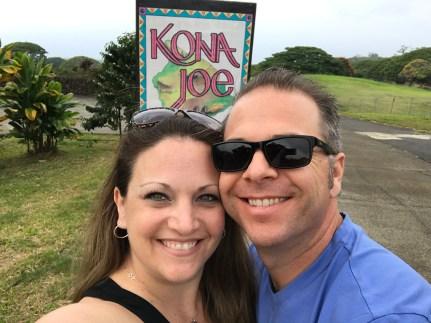 Kona Joe Kona Coffee Tour