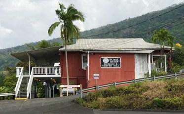 Royal Kona Coffee Museum With Kona Coffee Samples