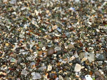Fort Bragg's Glass Beach