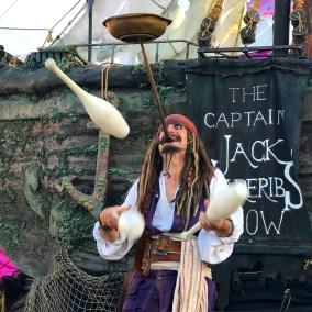 The Captain Jack Spareribs Show