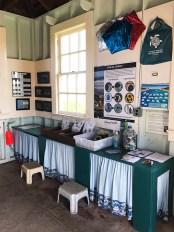 Marine Science Aquarium Exhibit