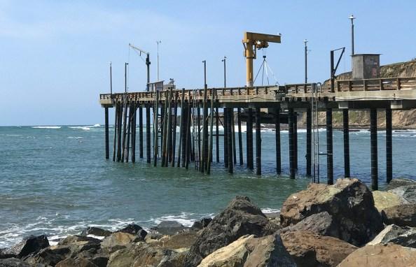Point Arena Pier