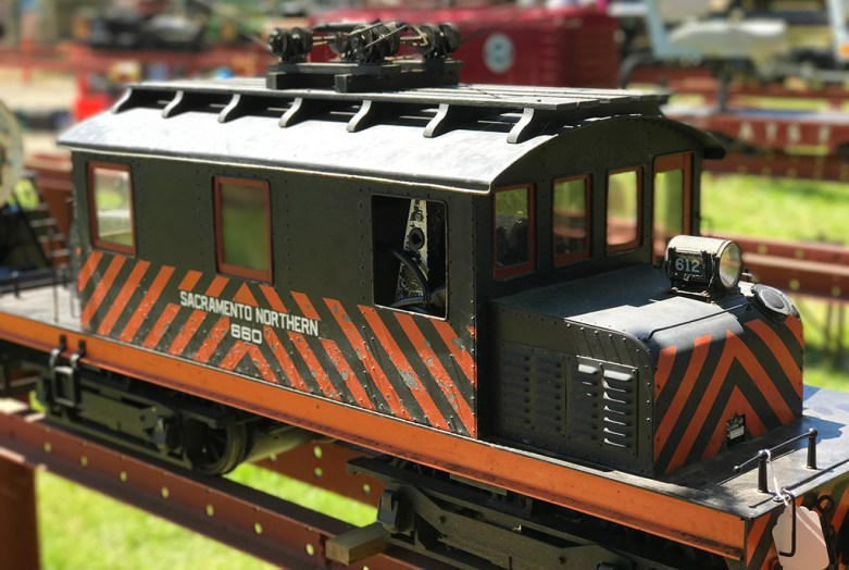 American Steam Railroading Club