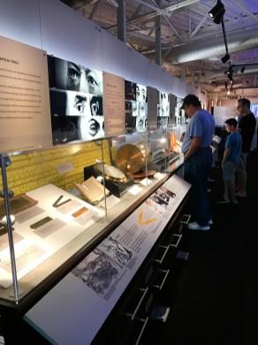 Computer History Museum Revolution Exhibit