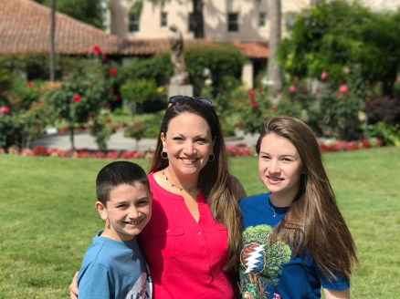 Family Learning at Mission Santa Clara
