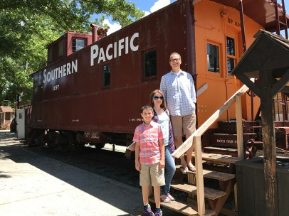 Folsom Pioneer Village Tour