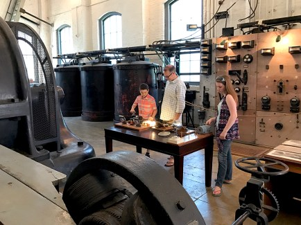 Folsom Powerhouse Museum
