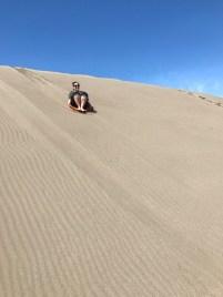 Jennifer Bourn Sand Sledding