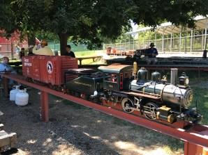 Live Steamers Railroad Meet at Hagen Park