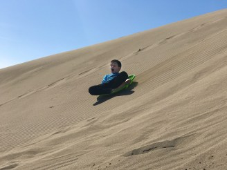 MacKerricher State Park Sand Dunes