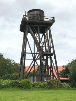 Mendocino Water Tower