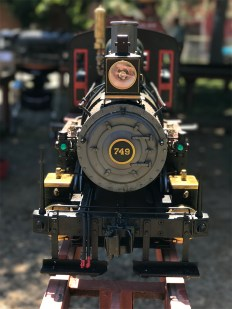 Steam Engine and Railroad Hobby Club in Sacramento